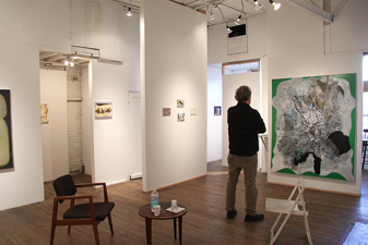 Valentine Gallery, Fred Valentine ...